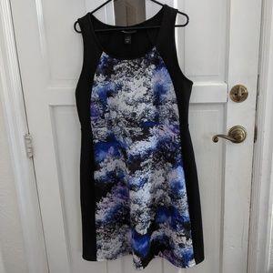 Lane Bryant Scuba Dress